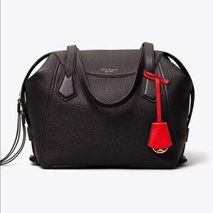 Tory Burch❤️NEW❤️Perry satchel black